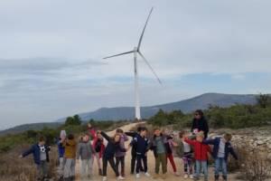 UČIMO O ENERGIJI VJETRA